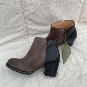 Bed Stu Yell Rustic Shorty Boot